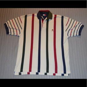 Vintage Tommy Hilfiger Crest Polo Shirt